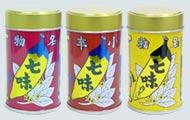 八幡屋七味缶