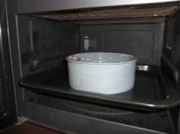 170度のオーブンで40〜60分間焼く