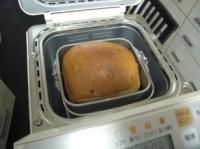 パンも焼きあがりました