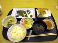 大島桜御膳の弐の膳