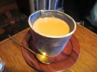オリジナル茶器で出てきたチャイ