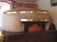 ナポリのピッツァ窯
