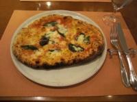 ジュリアーニの焼いたピッツァ