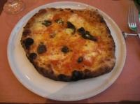 ジュリアーニの製作したピッツァ