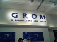 新宿『GROM』