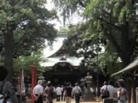 雑司ヶ谷の鬼子母神堂