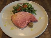 豚もも肉の自家製ハム