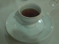 コンソメスープ「松茸」