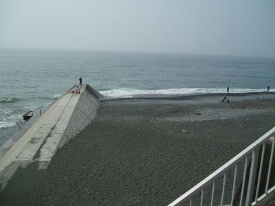 2010.8/1小八幡海岸