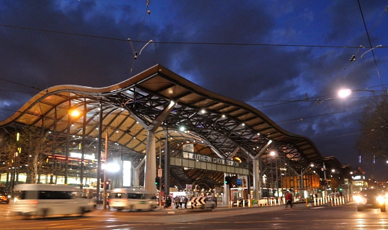 Southern Cross Station