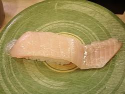 回転寿司・元禄寿司 びんちょうまぐろトロ
