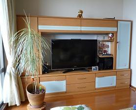 新テレビ台