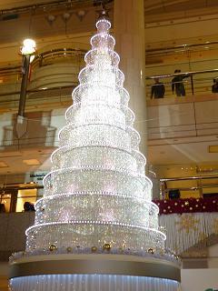 スワロのクリスマスツリー