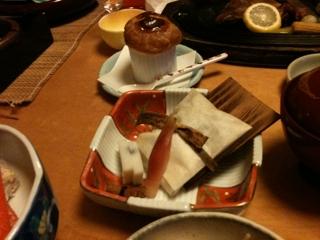 焼き物☆(中にお魚)