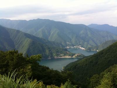 小河内ダム20100719