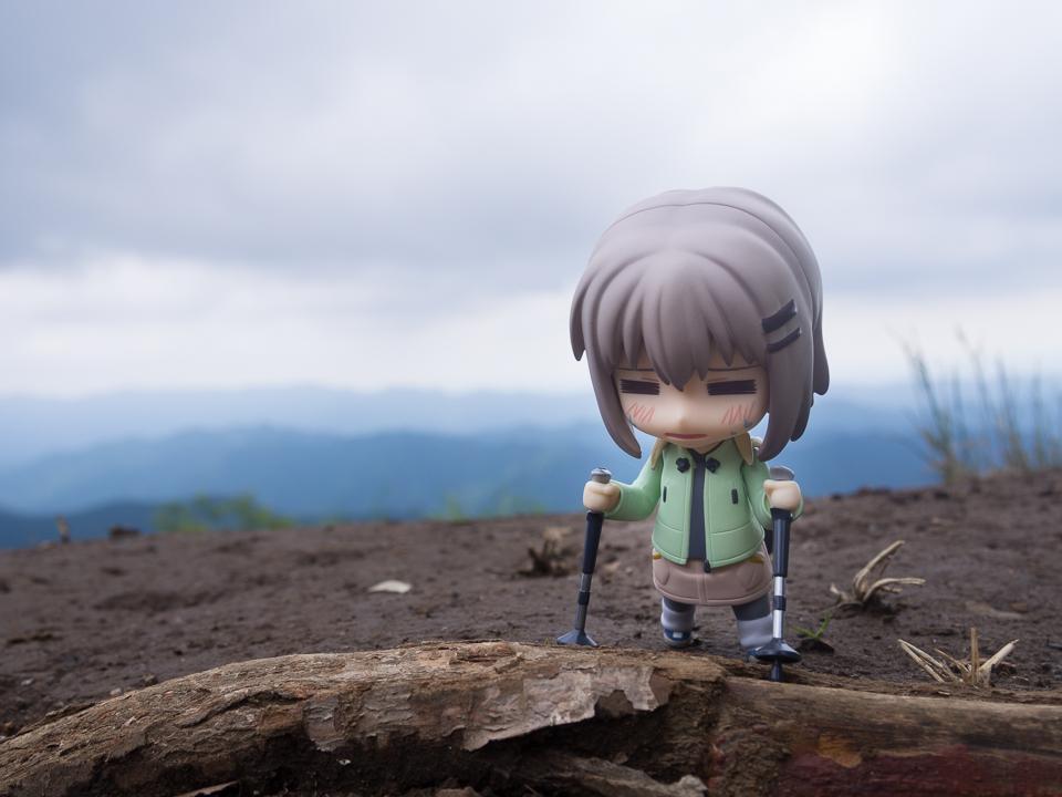 棒ノ嶺・棒ノ折山 雪村あおい