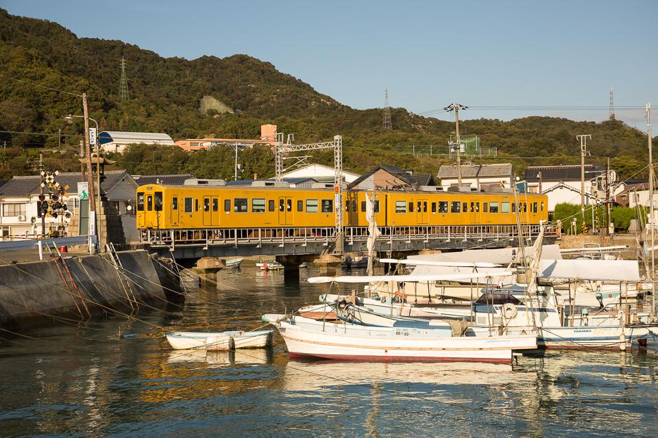 呉線の電車