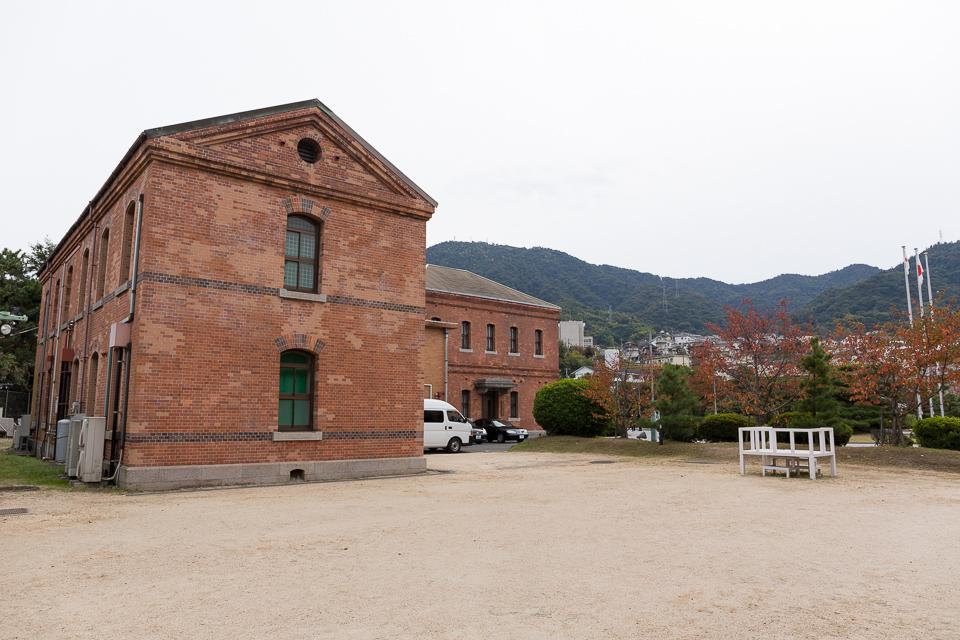 呉地方総監部 第1庁舎