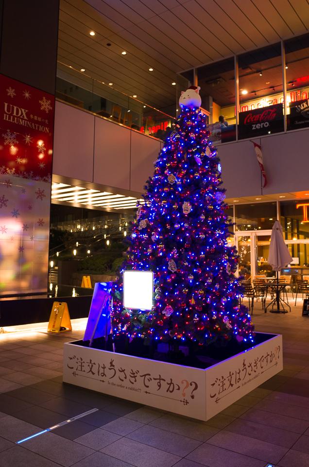 ごちうさクリスマスツリー