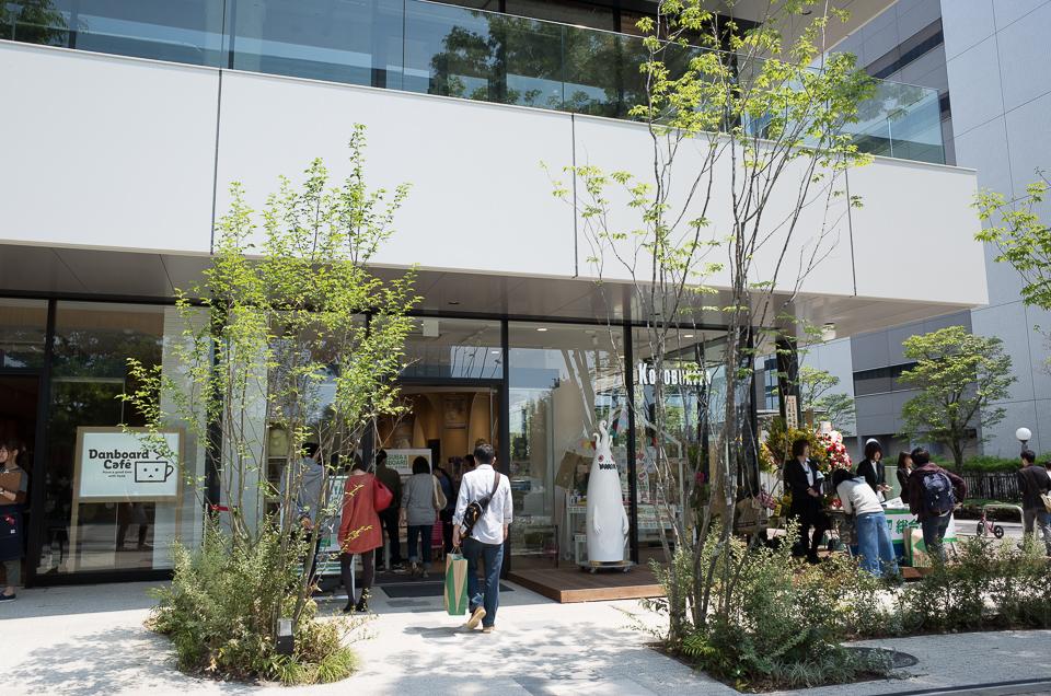 コトブキヤ立川本店 1階入口