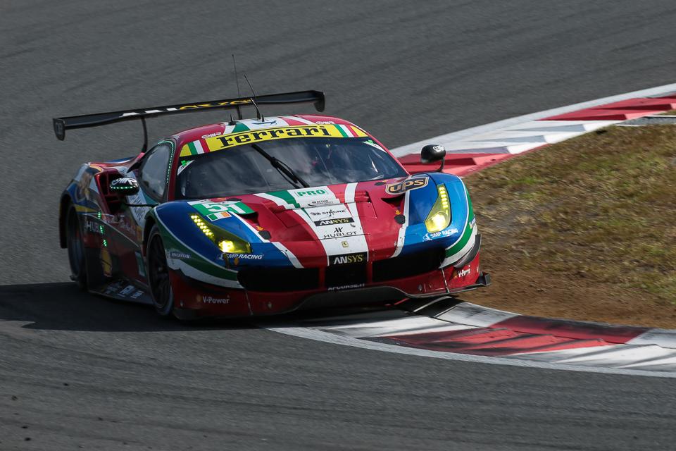 フェラーリ WEC