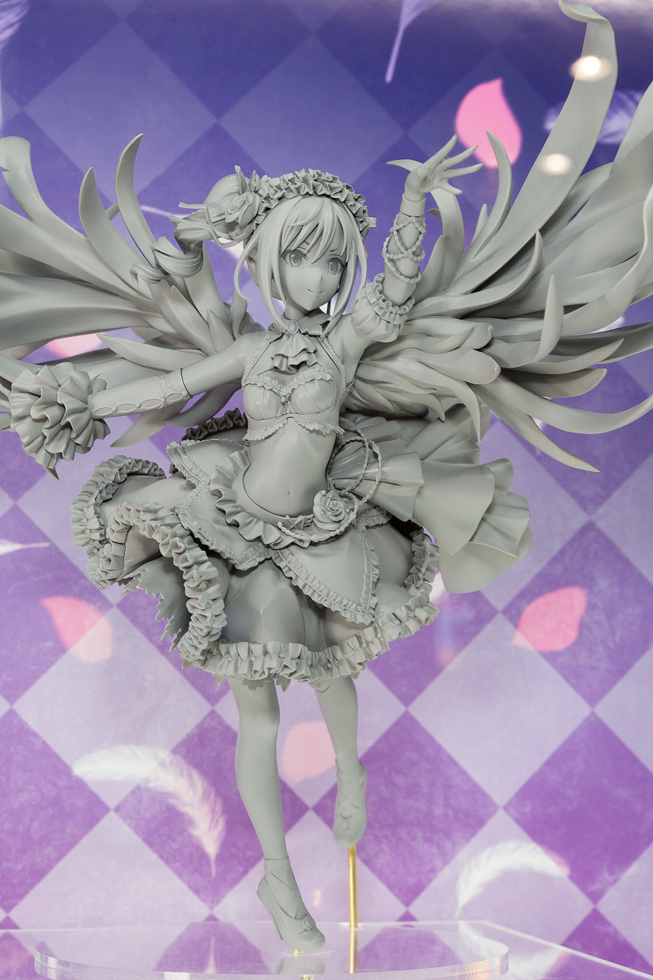 神崎 蘭子 薔薇の闇姫Ver. 01