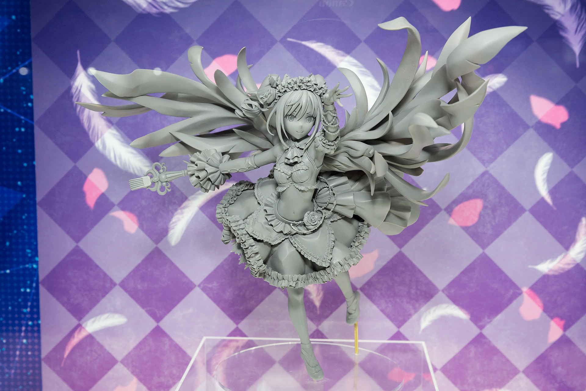 神崎 蘭子 薔薇の闇姫Ver. 03