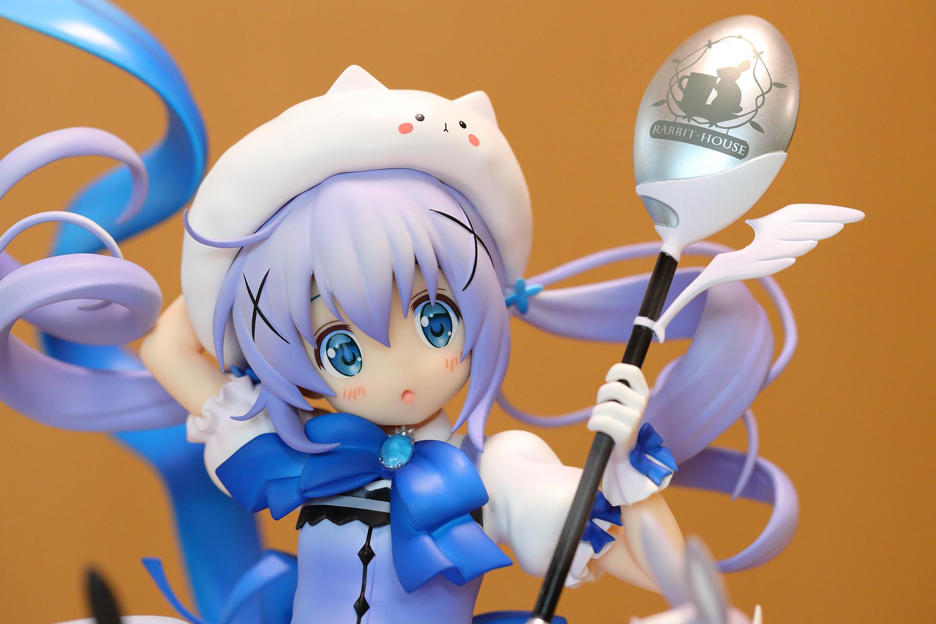 魔法少女チノ-フィギュア