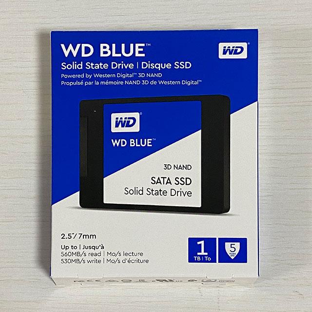 WD SSD 1TB