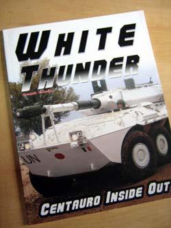 WHITE THUNDER ホワイトサンダー