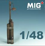 MP48-195 ソビエトの街灯