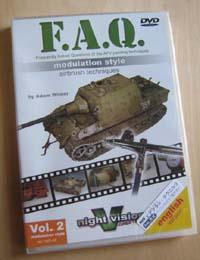 F.A.Qvol.2&エアブラシテクニック