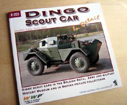 R055 DINGO SCOUT CAR