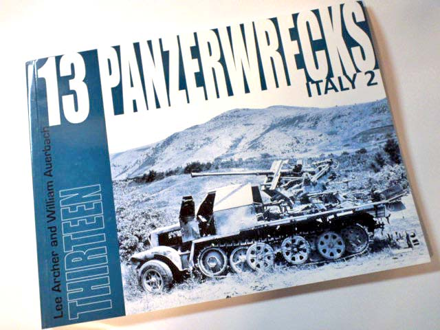 Panzerwrecks パンツァーレックス13
