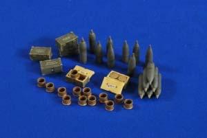 VP2710 SIG 33 砲弾/ケース