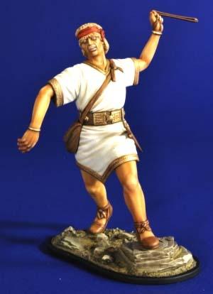 VP2711 古代ギリシャ 投石兵