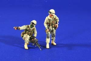 VP2715 武装偵察チームフォースリーコン イラク・アフガン