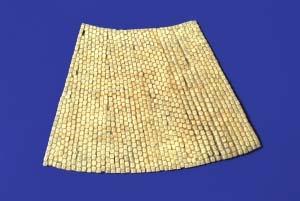 VP2717 カーブ状の石畳