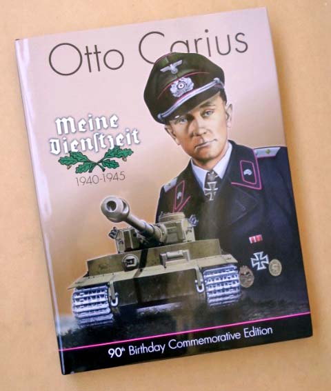 OttoCarius オットーカリウス 私の兵役