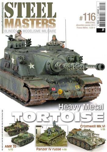 SteelMasters116号