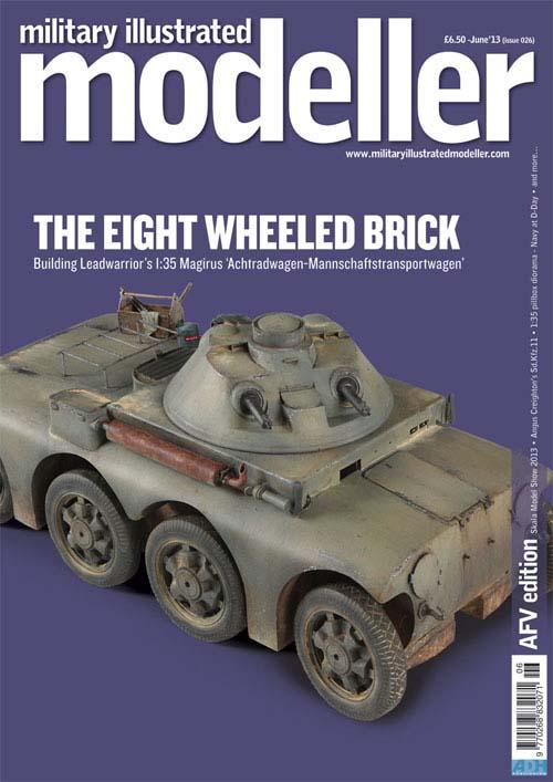 Military Illustrated Modeller 26号