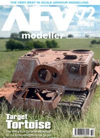 AFVモデラー72号