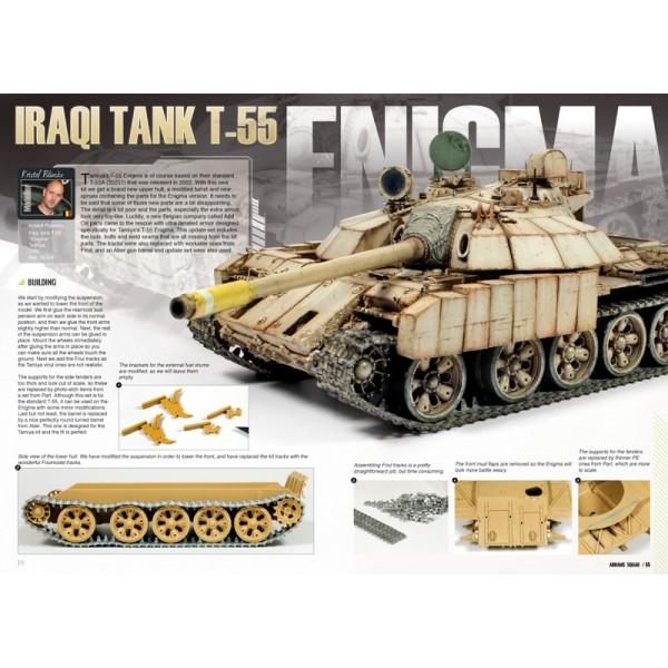 Abrams Squad4号