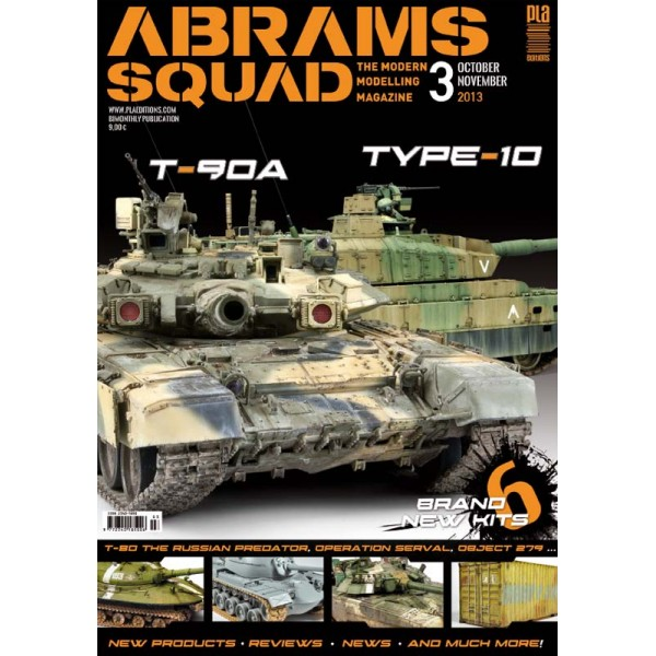 Abrams Squad3号