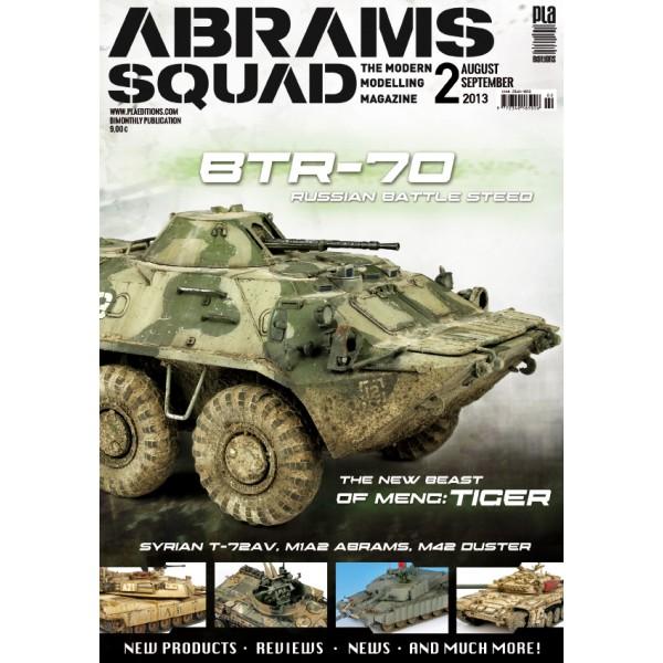 Abrams Squad2号