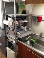 食洗機ラック(設置台)