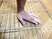 ルミナス互換の棚板は強度が低い