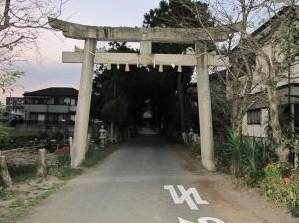 兵庫県揖保郡太子町・稗田神社  ...