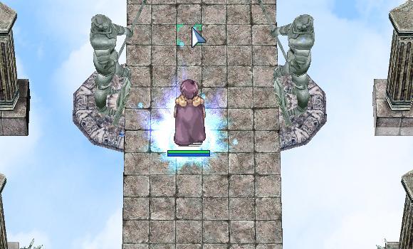 天空の城?