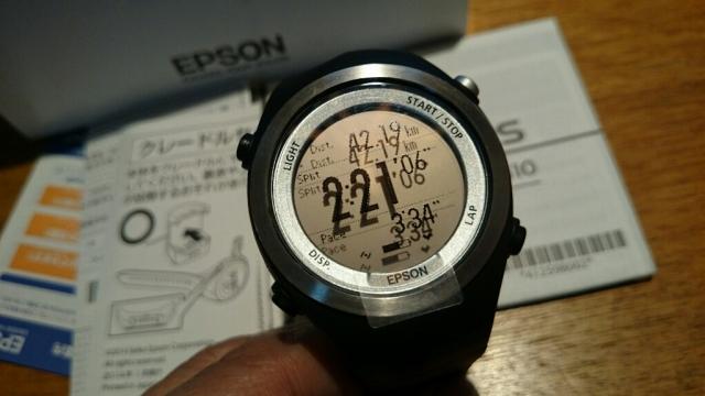 「SF-710」GPSウォッチ